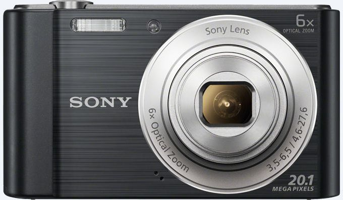 Sony Cyber shot DSC W810