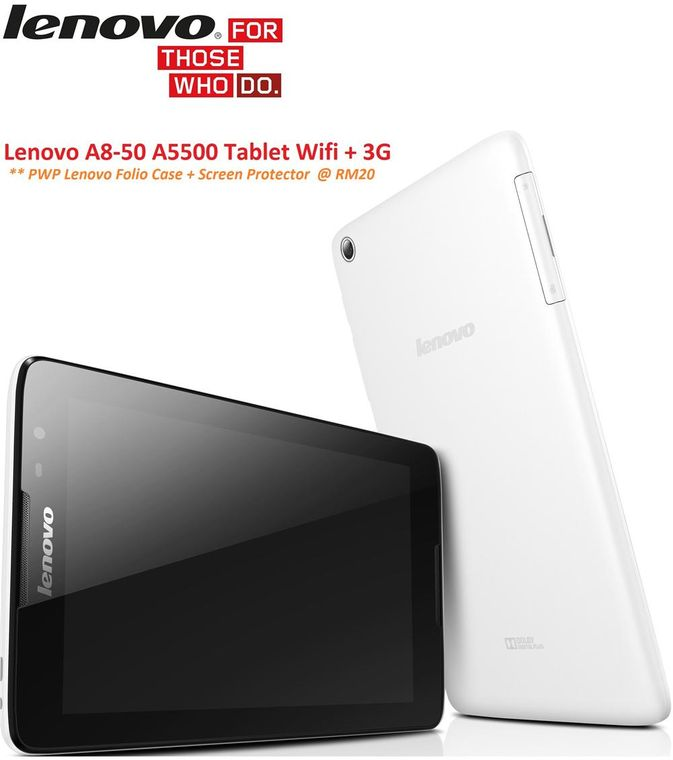 Lenovo A8 50 A5500 HV