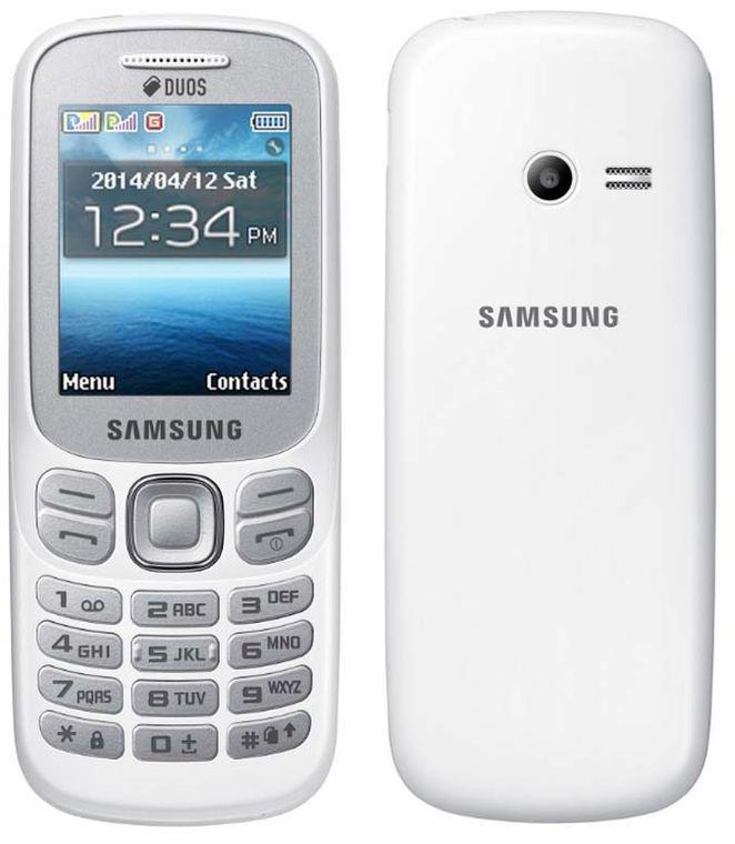 Samsung SM   B312E Dual