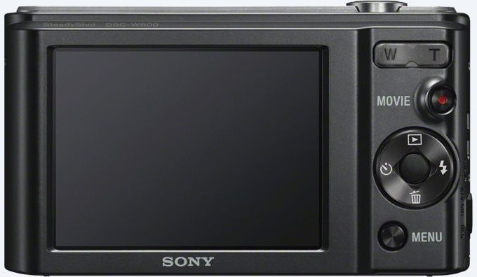 Sony Cyber shot DSC W800