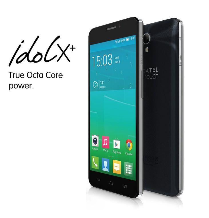 ALCATEL One Touch Idol X    6043D