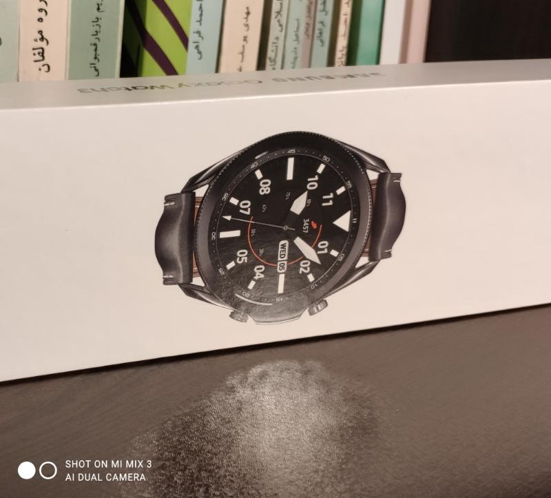 Samsung ساعت هوشمند سامسونگ گالکسی واچ 3 45