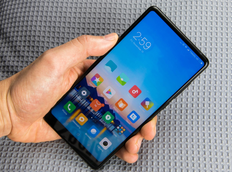 Xiaomi گوشی موبایل شیا ومی مدل mi mix2 حافظه 64 گیگ رم 6 گیگ
