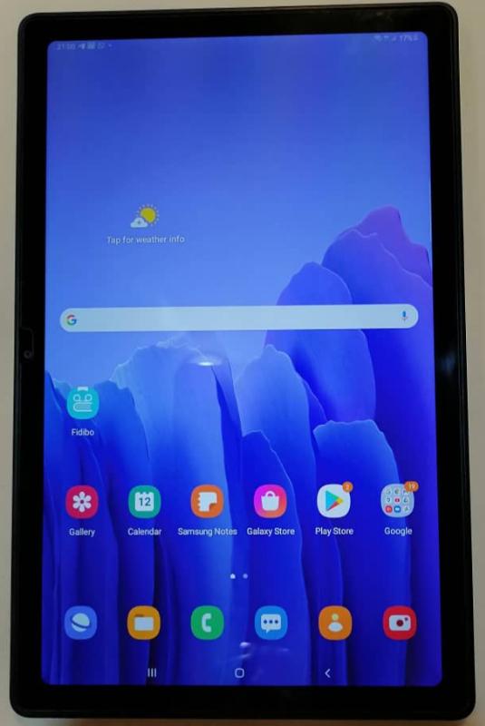 Samsung تبلت سامسونگ گلکسی تب A7 2020 32