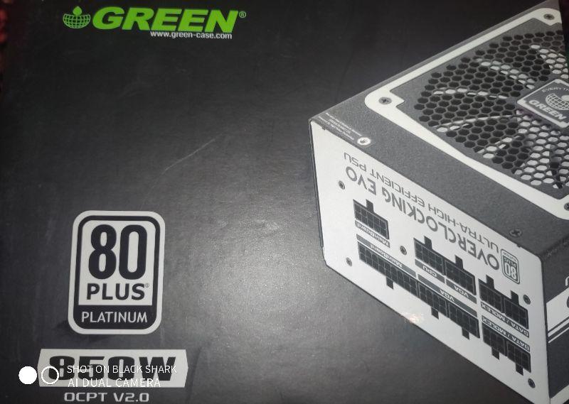 Green پاور گرین 850 ocpt