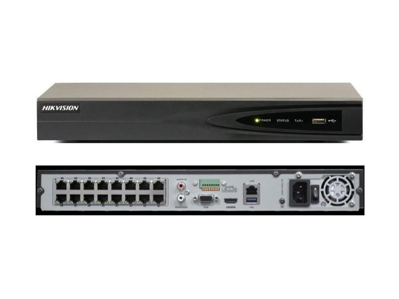 دستگاه ضبط تحت شبکه هایک ویژن مدل DS 7616NI Q5