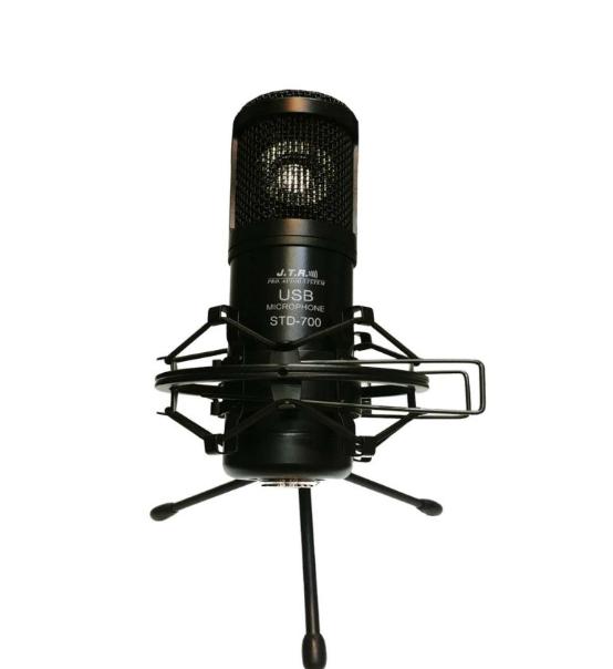 میکروفون استدیویی کاندنسر JTR STD700