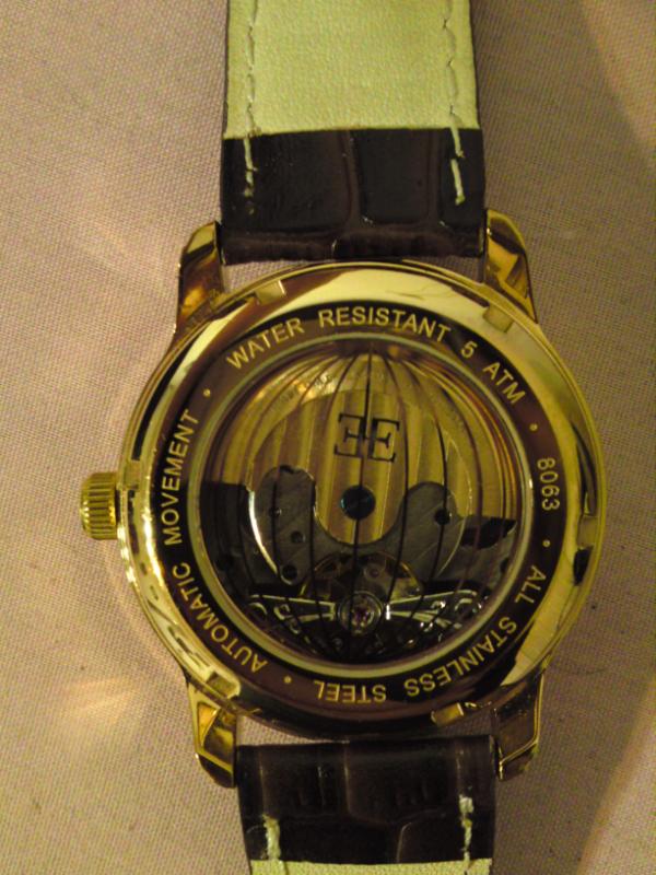 ساعت مچی اِرنشا مدل 8063 5