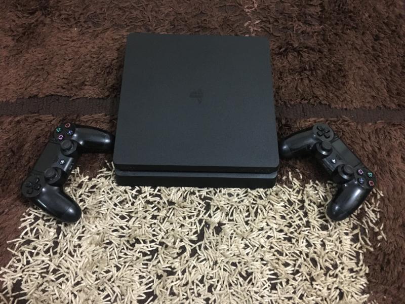 Sony پلی 4 اسلیم 1ترا دو دسته 2216B