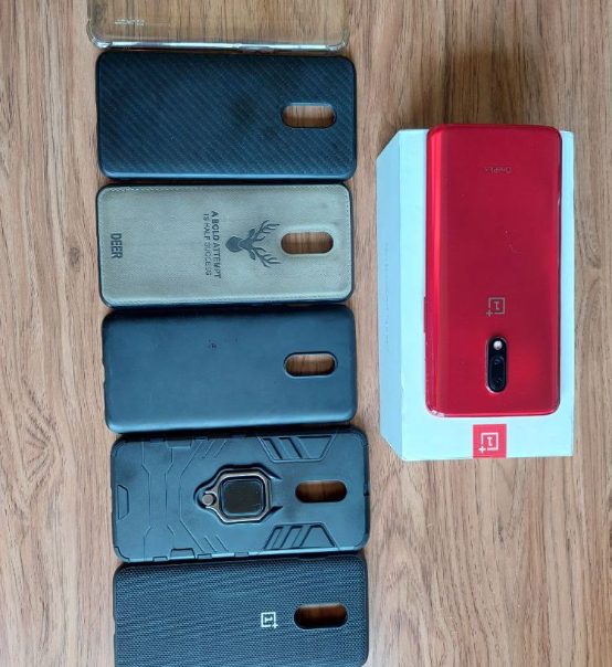 oneplus 7 Red  8 256