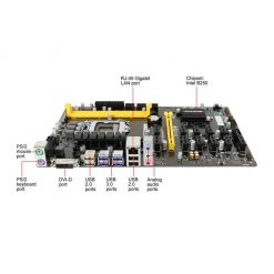 مادربرد بایوستار مدل  TB250 BTC Pro