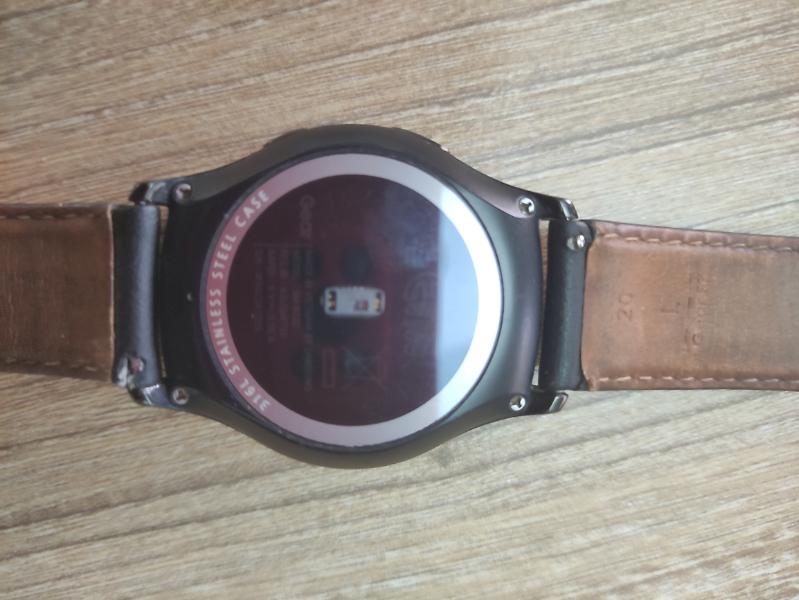 Samsung ساعت هوشمند سامسونگ Gear S2 Classic