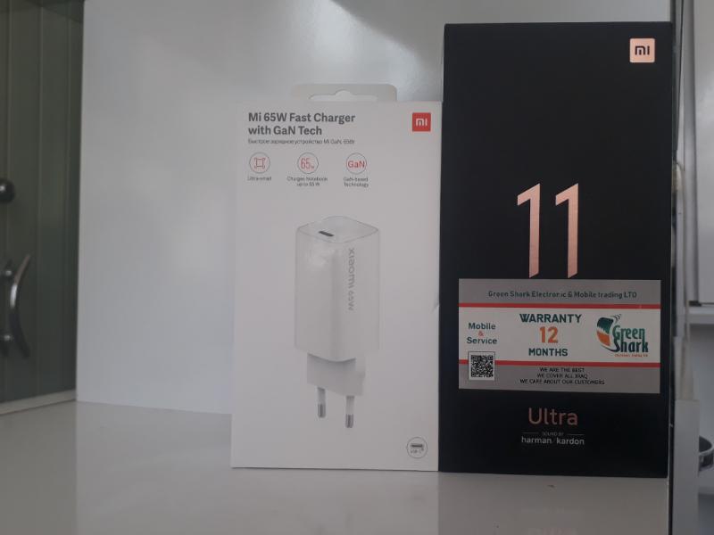 Xiaomi شیا ومی می 11 اولترا 256گیگ رام 12