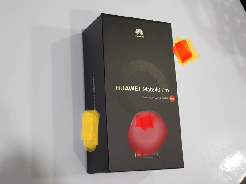 Huawei موبایل هواوی میت 40 پرو 256گیگ