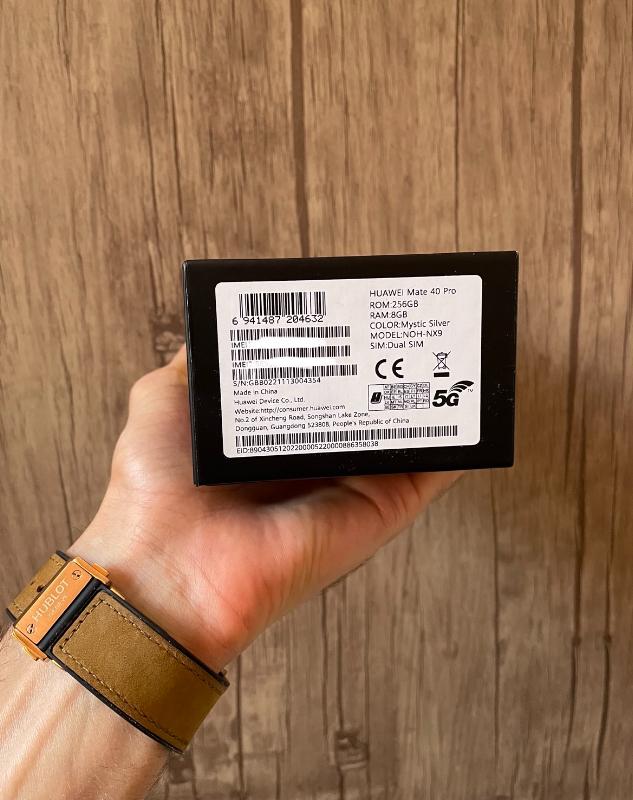 Huawei Huawei Mate40 pro 256GB