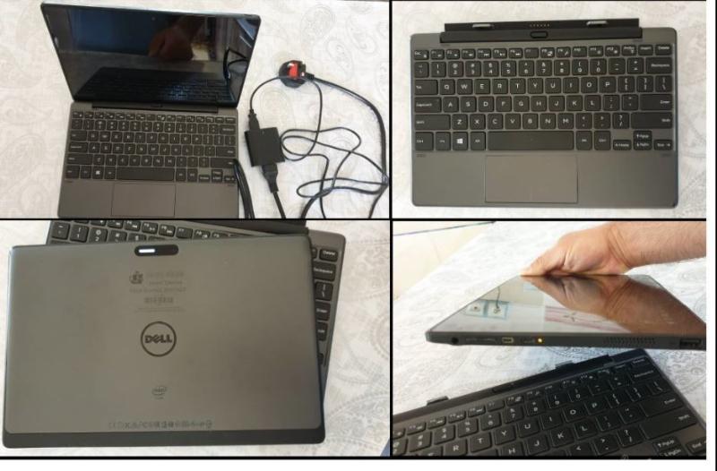 Dell تبلت فوق العاده دل venue 10 pro 5055