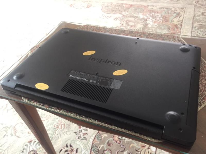 Dell لپ تاپ دل 3593