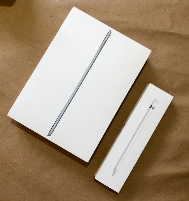 Apple  ی پد پرو 9 7 حافظه 128
