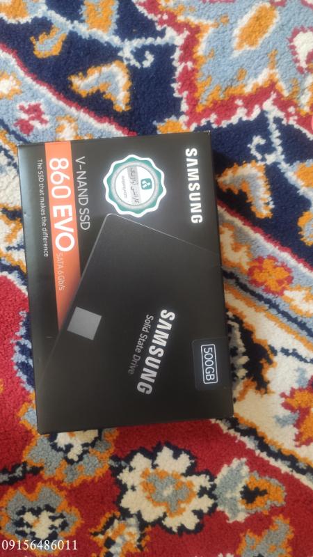 ssd samsung evo860 500gb
