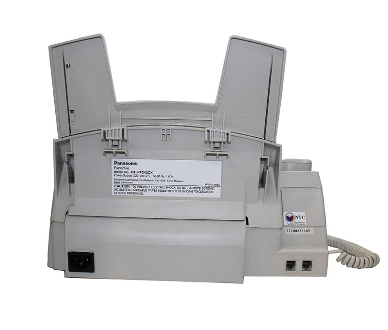 Panasonic فکس و کپی KX FP342CX