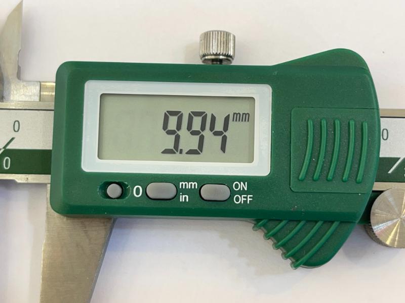 کولیس دیجیتال اینسایز 150 میلیمتری