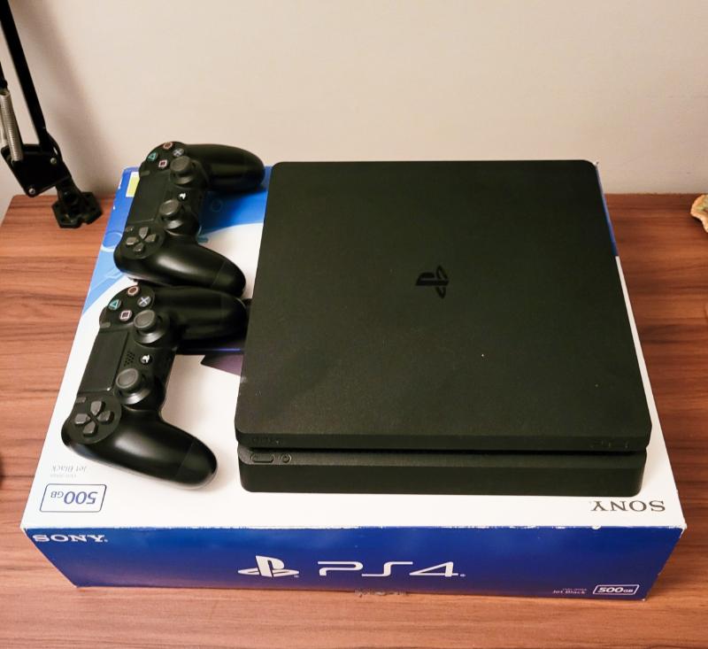 Sony PS4 Slim 500GB دو دسته