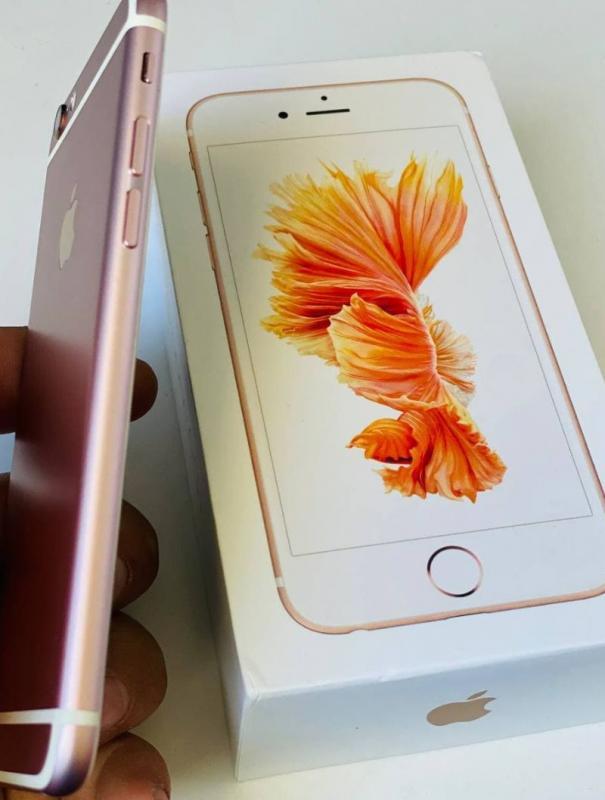 Apple iphone 6s 16gb Rose Gold LLA
