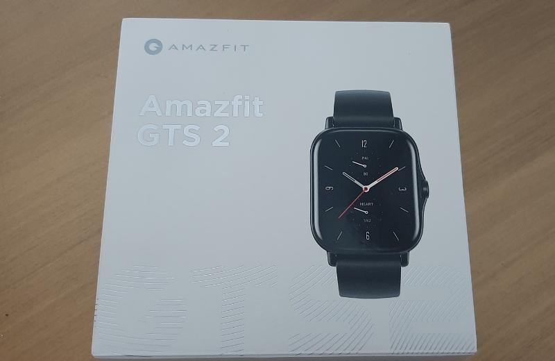 Xiaomi ساعت هوشمند شیا ومیAMAZ GTS2
